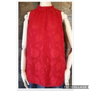 Michael Kors Sleeveless Blouse Sz XL